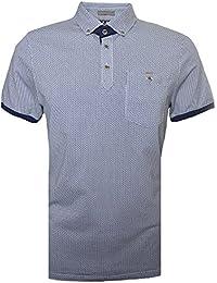 Ted Baker Men's Navy Luke Polo Shirt