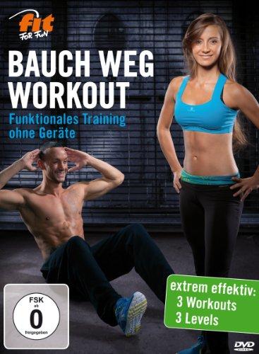 Fit for Fun - Bauch weg Workout -