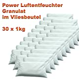 SE Power Luftentfeuchter Granulat im Vliesbeutel 30 x 1 kg