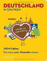 Baedeker 100+1 Fakten. Das muss jeder Deutsche wissen.: DEUTSCHLAND IN GRAFIKEN (Baedeker Bildband) hier kaufen