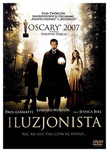 Illusionist, The [DVD] [Region 2] (IMPORT) (Keine deutsche Version)