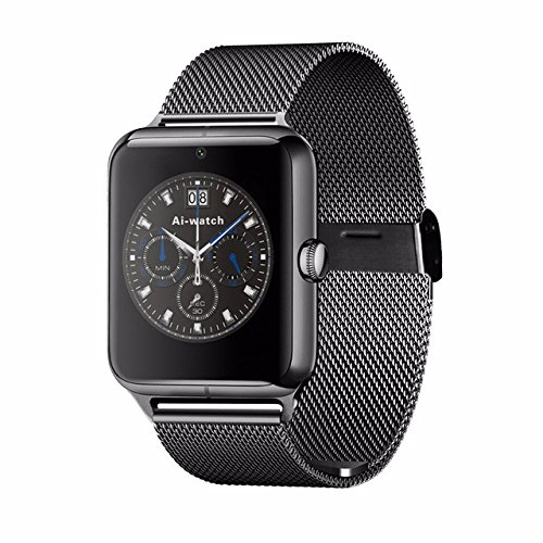Estar high quality smart calling watch with all functions of smartphones compatible with Micromax Bolt A27  available at amazon for Rs.5999