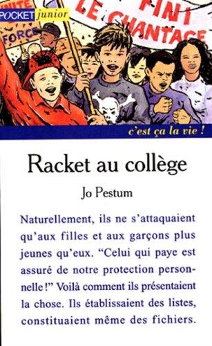 Racket au collège