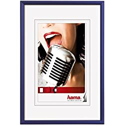 """Hama Aluminium Frame """"Chicago"""" - Marco (Azul, Aluminio, 30 x 40 cm, 500 mm, 600 mm)"""