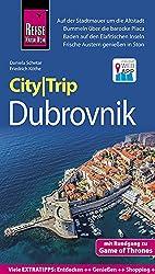 Reise Know-How CityTrip Dubrovnik (mit Rundgang zu Game of Thrones): Reiseführer mit Stadtplan und kostenloser Web-App