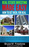 Real Estate Investing Made Easy: How to get rich, for real (English Edition)