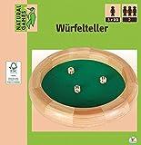 Natural Games Würfelteller Ø30 cm