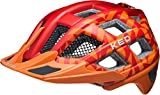 KED Crom Helmet Red Orange Matt Kopfumfang XL | 60-64cm 2018 Fahrradhelm