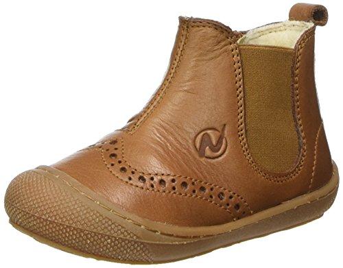 Naturino Baby Jungen 4153 Klassische Stiefel, Braun (Braun-9103), 22 EU -