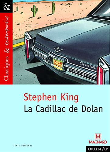Stephen King La Cadillac De Dolan [Pdf/ePub] eBook