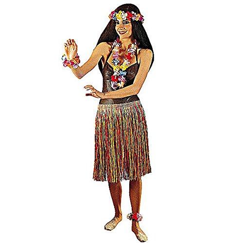 Hawaii Blumenketten Set 4 (Spiel Kostüme Teilig)