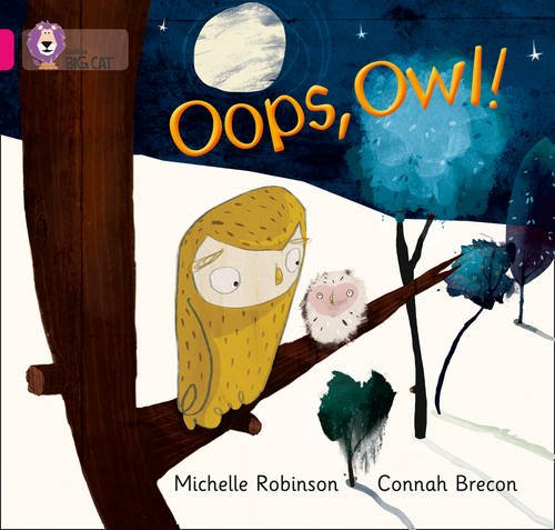 Collins Big Cat - Oops, Owl!: Band 01A/Pink A
