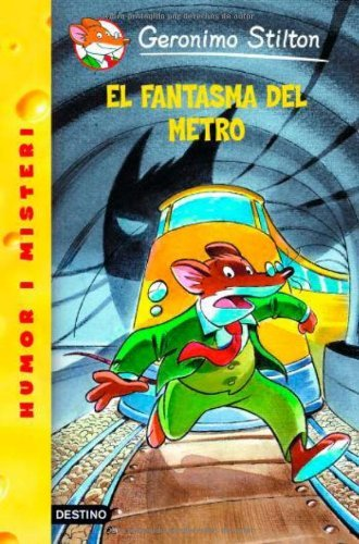 El fantasma del metro (Catalan Edition)