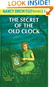 #5: The Secret of the Old Clock: 80th Anniversary Limited Edition (Nancy Drew Book 1)