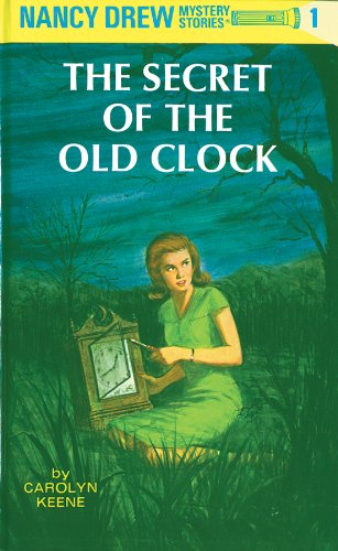 The Secret of the Old Clock: 80th Anniversary Limited Edition (Nancy Drew Book 1) (English Edition)