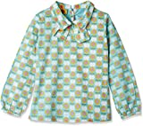 UFO Girls' Shirt (AW14-WB-GK-039_MINT BL...