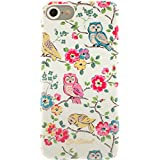 Cath Kidston: Mini Owls & Flowers Bright - Official iPhone 7 Protective Case (iPhone 7)