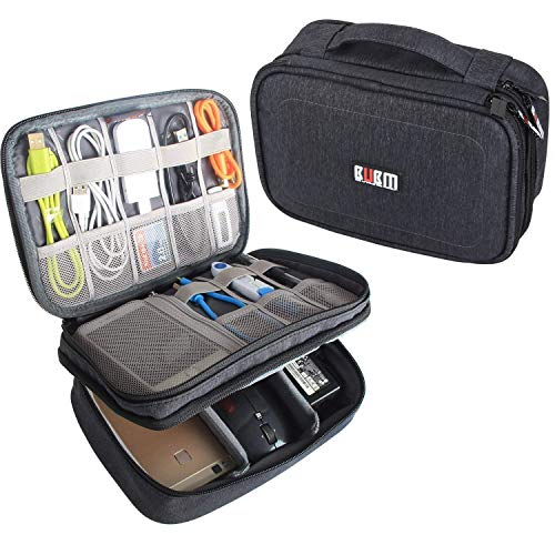 BUBM Travel Cable Bag, Ultra-com...