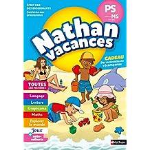 Cahier de Vacances 2019 de la PS vers la MS - Maternelle 3/4 ans