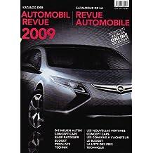 Katalog der Automobil Revue 2009