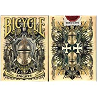 SOLOMAGIA Bicycle Knights Playing Cards