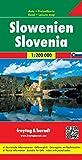 Slowenien, Autokarte 1:200.000, freytag & berndt Auto + Freizeitkarten - Freytag-Berndt und Artaria KG