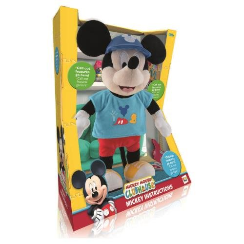 Image of Mickey Mouse Club House - My Interactive Friend Mickey