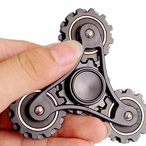 LANDFOX Spinner Fidget Hand Spinner Camuflaje Multi-Color EDC Focus Juguetes