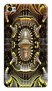 GADGETMATE Lenovo S90 Printed Back Cover(For Lenovo S90 )