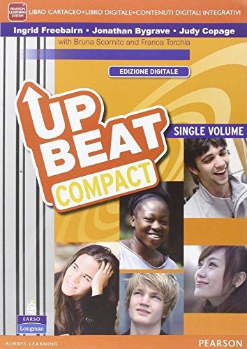 Upbeat compact. Vol. unicoLIM. Per la Scuole superiori. Con e-book. Con espansione online. Con libro