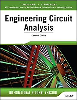 Engineering circuit analysis 11th edition international student engineering circuit analysis 11th edition international student version by j david irwin fandeluxe Image collections
