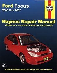 Ford Focus 2000 thru 2007 (Haynes Repair Manual) by Max Haynes (2009-05-01)