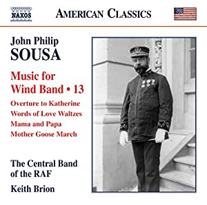 Music for Wind Band Vol.13