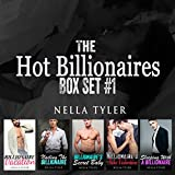 The Hot Billionaires Box Set