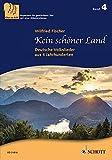 Kein schöner Land: Deutsche Volkslieder aus 4 Jahrhunderten. 3-stimmiger gemischter Chor (SABar). Chorpartitur. (Chor zu dritt)