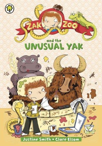 Zak Zoo and the unusual yak