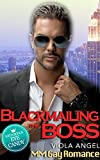 Blackmailing the Boss: Gay Romance