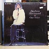Laser Disc Barbra Streisand One Voice Pioneer Artist 1987 NTSC