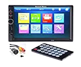 Sound Boss Combo of 2Din Bluetooth Car Video Player 7 Inch HD Touch