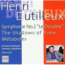 Symphonie No. 2, the Shadows of Time (Graf) by Henri Dutilleux (2001-01-02)
