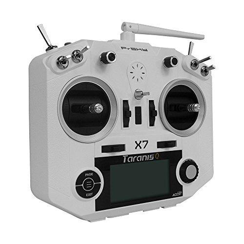 FrSky 2.4G ACCST Taranis Q X7 16 Channels Transmitter White