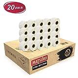 Matsuro Original | Kompatibel Rollen Etiketten Ersatz für DYMO 11354 S0722540 (57 mm x 32 mm | 1000 Etiketten pro Rolle | 20-er PACK)