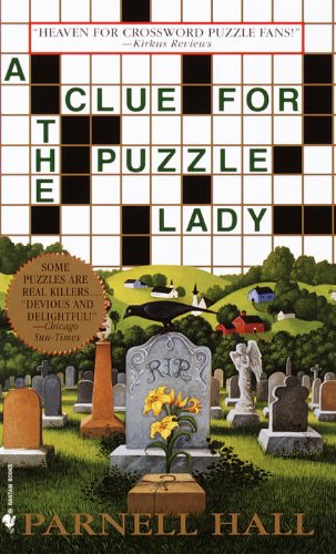 A Clue for the Puzzle Lady (Puzzle Lady Mysteries Book 1) (English Edition)