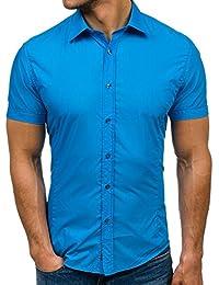 Suchergebnis auf Amazon.de für  Mint - Türkis   Hemden   Herren ... 65413e4042