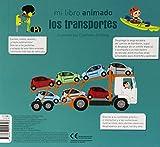 Image de Los Transportes. Mi Libro Animado (Primeros aprendizajes)
