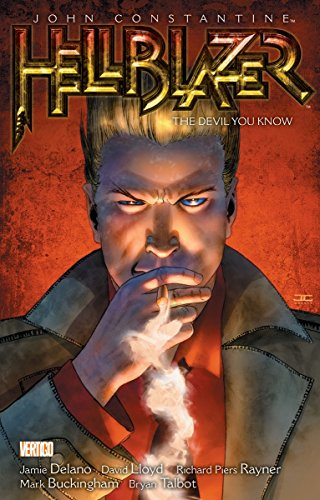 Hellblazer TP Vol 02 The Devil You Know New Ed (John Constantine: Hellblazer)