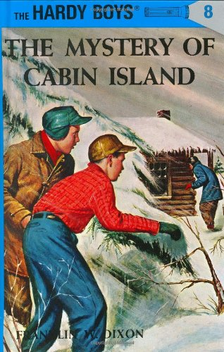 Hardy Boys 08: The Mystery of Cabin Island (Hardy Boys Mysteries)