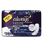 Always Discreet Maxi Night von ABENA HYGIENE GMBH 6 Pack