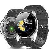 CatShin Fitness Tracker Watch CS06 IP68 Tracker d'activité étanche pour hommes avec...