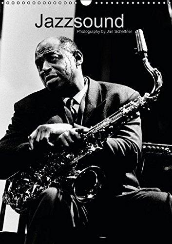 jazzsound-wandkalender-2015-din-a3-hoch-grossartige-s-w-portraits-von-weltbekannten-jazzmusikern-mac